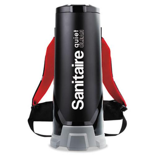 Sanitaire TRANSPORT QuietClean HEPA Backpack Vacuum  10 qt  Black (EUR 535)