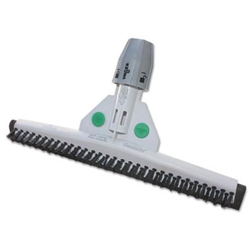 "Unger SmartFit Sanitary Brush, 22"", Black/White (UNG PB55G)"