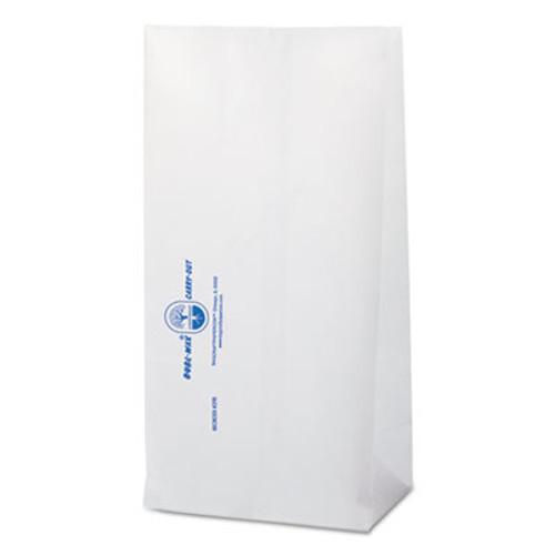Bagcraft Dubl Wax SOS Bakery Bags  6 13  x 12 38   White  1 000 Carton (BGC 300298)