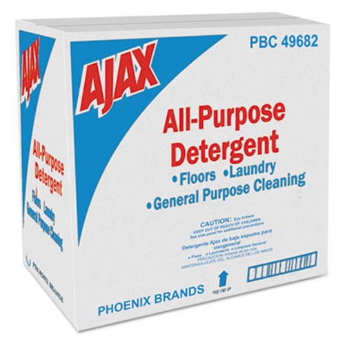 Ajax Laundry Detergent Powder  All Purpose  36 lb Box (PBC 49682)