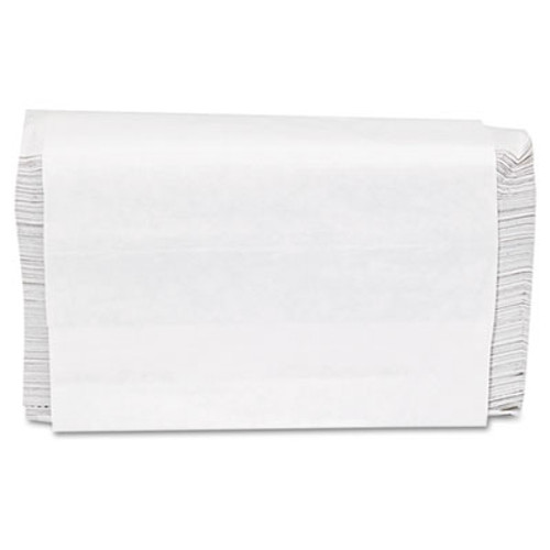 GEN Folded Paper Towels  Multifold  9 x 9 9 20  White  250 Towels Pack  16 Packs CT (GEN 1509)