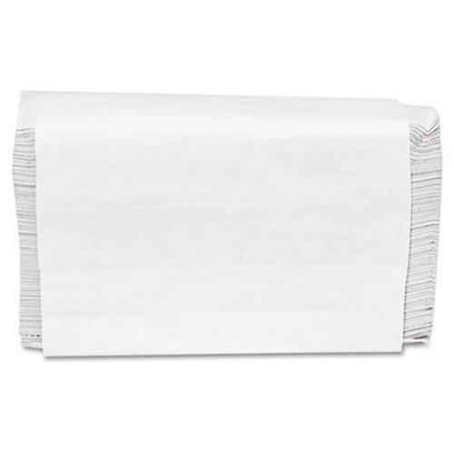 GEN Folded Paper Towels  Multifold  9 x 9 9 20  White  250 Towels Pack  16 Packs CT (GEN 1509)