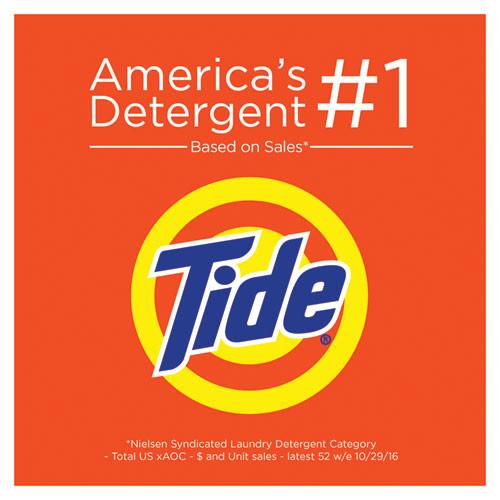 Tide Liquid Laundry Detergent plus Bleach Alternative  Original Scent  69 oz Bottle (PGC 87545)