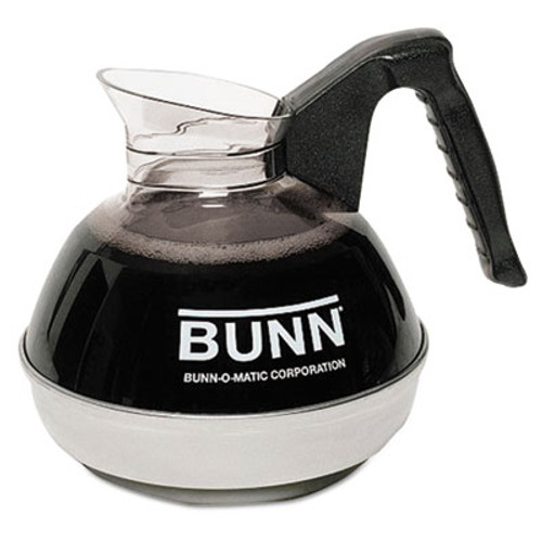 BUNN 64 oz  Easy Pour Decanter  Black Handle (BNN 6100)