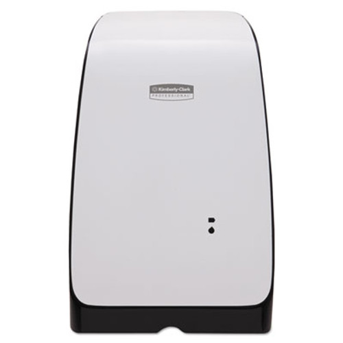 Scott Electronic Skin Care Dispenser  1200 mL  7 3  x 4  x 11 7   White (KCC 32499)