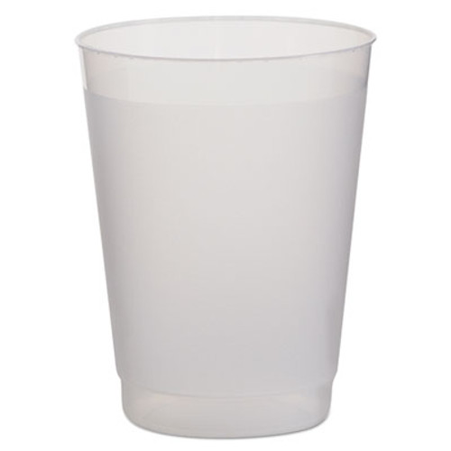 WNA Comet Plastic Tumblers, Cold Drink, Clear, 10oz, 500/Carton (WNA PF10)