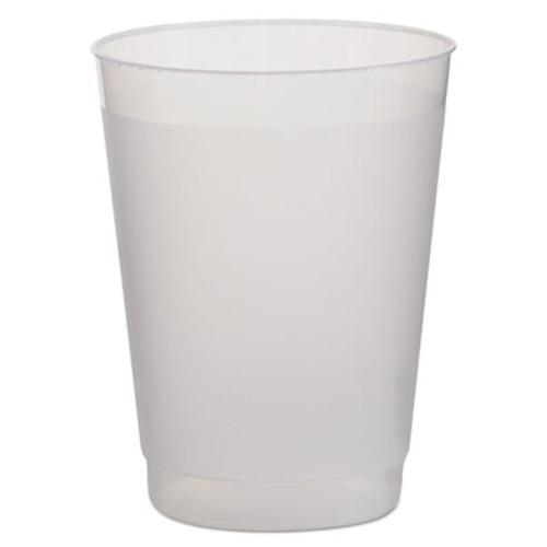 WNA Comet Plastic Tumblers  Cold Drink  Clear  10oz  500 Carton (WNA PF10)