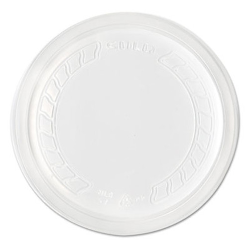 Dart Conex Deli Container Lid  Standard  Plastic  Clear  500 Ctn (DCC NL8RT-7000)