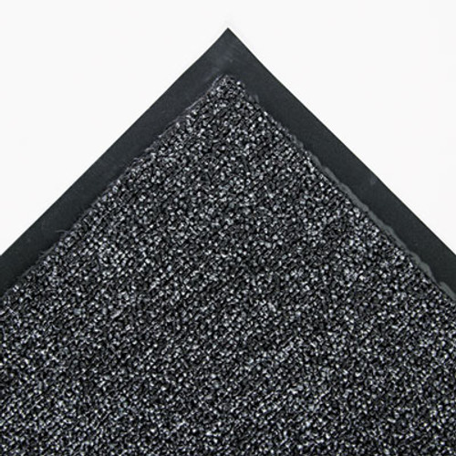 Crown Fore-Runner Outdoor Scraper Mat  Polypropylene  48 x 72  Gray (CRO FN0046GY)