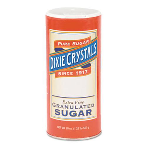 Diamond Crystal Granulated Sugar  20 oz Canister  24 Carton (MKL 24003)