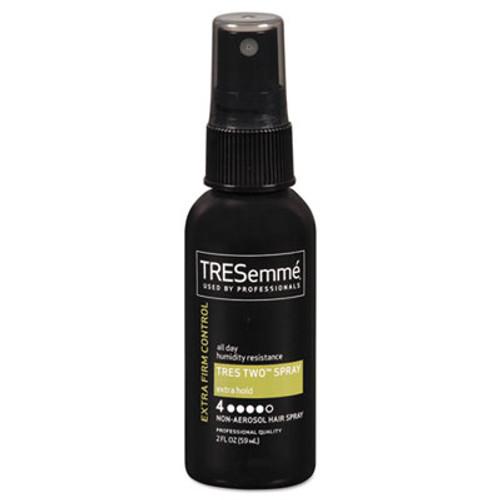 TRESemme Extra Hold Hair Spray  2 oz Spray Bottle  24 Carton (DVO CB644318)
