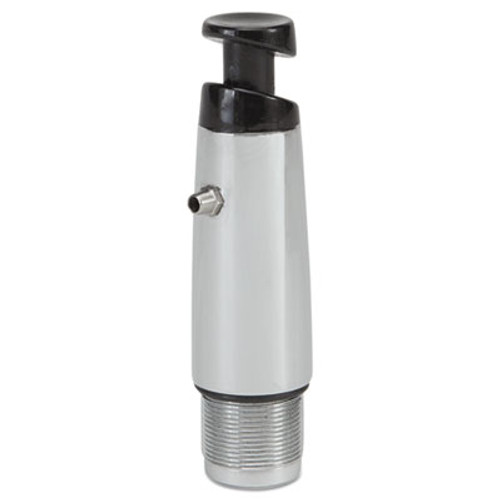 Bobrick ClassicSeries Surface-Mounted Soap Dispenser  40 oz  4 75  x 3 5  x 8 13   Stainless Steel (BOB 2111)