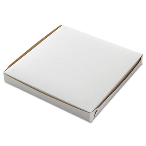 SCT Paperboard Pizza Boxes 16 x 16 x 1 7 8  White  100 Carton (SCH 1450)