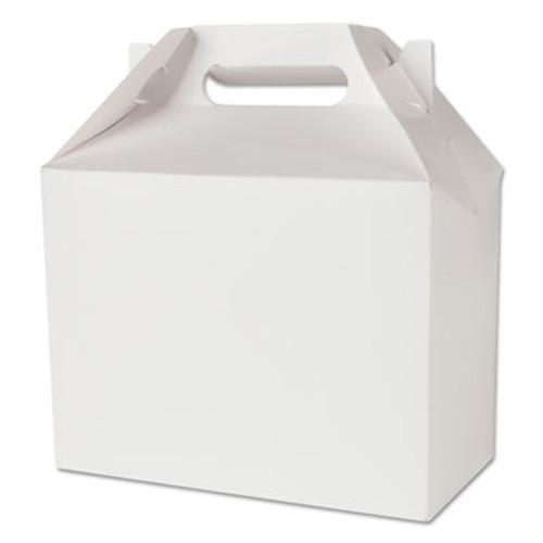SCT Carryout Barn Boxes  8 7 8 x 5 x 6 3 4  White  150 Carton (SCH 2709)