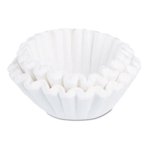 BUNN Flat Bottom Funnel Shaped Filters, for BUNN U3 Brewer, 250/PK (BNN 18X6)