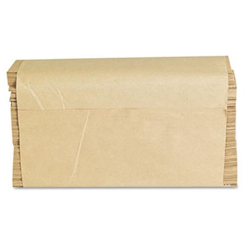GEN Folded Paper Towels  Multifold  9 x 9 9 20  Natural  250 Towels PK  16 Packs CT (GEN 1508)