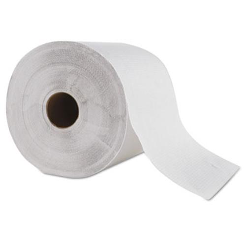 GEN Hardwound Roll Towel  1-Ply  White  8  x 700 ft  6 Roll Carton (GEN 1827)