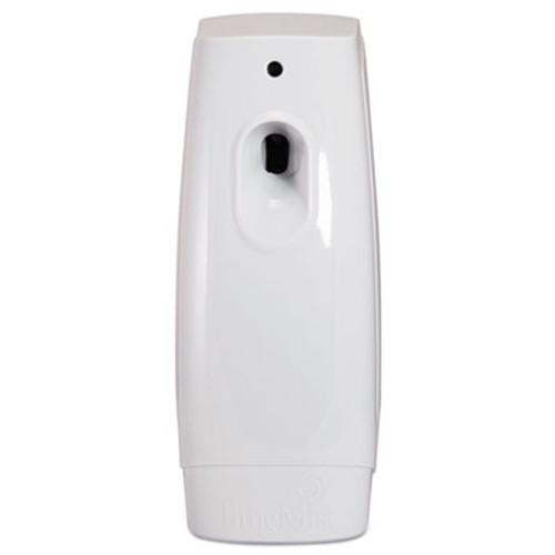TimeMist Classic Metered Aerosol Fragrance Dispenser  3 75  x 3 25  x 9 5   White (TMS 1047717)