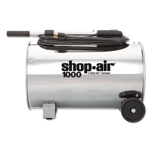 Shop-Air Stainless Steel Portable Blower  11   3-Speed  1 4 HP Motor (SHP 1033000)