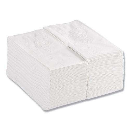 Georgia Pacific Professional 1 8 Fold Dinner Napkins  15 x 16  White  100 Pack (GPC 31436CT)