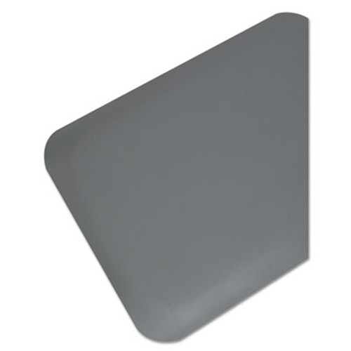 Guardian Pro Top Anti-Fatigue Mat  PVC Foam Solid PVC  36 x 60  Gray (MLL44030550)