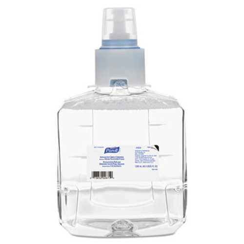 PURELL Advanced Hand Sanitizer Green Certified Foam Refill  1200 ml  Fragrance Free (GOJ190402EA)