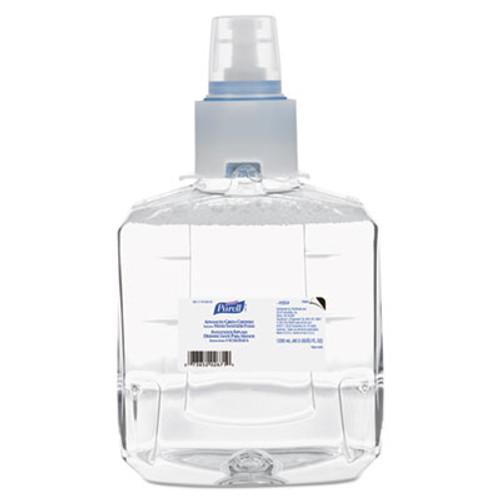PURELL Advanced Hand Sanitizer Green Certified Foam Refill  1200 ml  Fragrance Free (GOJ190402EA)