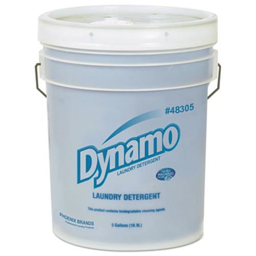 Dynamo Laundry Detergent Liquid  5 Gallon Pail (PBC 48305)