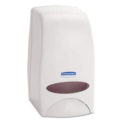 Scott Essential Manual Skin Care Dispenser  1000 mL  5  x 5 25  x 8 38   White (KCC 92144)