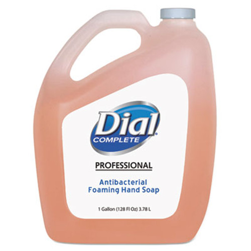 Dial Professional Antimicrobial Foaming Hand Wash  Original Scent  1gal   4 Carton (DIA 99795CT)