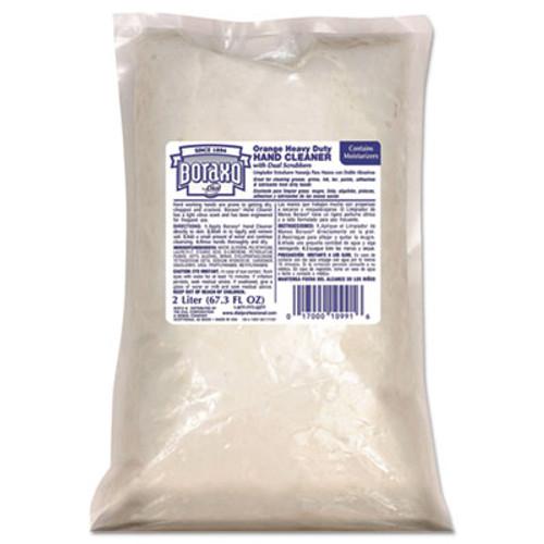 Boraxo Orange Heavy Duty Hand Cleaner  2 Liter Refill Bag (DIA10991)