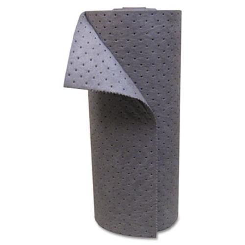 Anchor Brand Universal Sorbent-Pad Roll  30w x 120ft  Gray (ANRABBRU120)