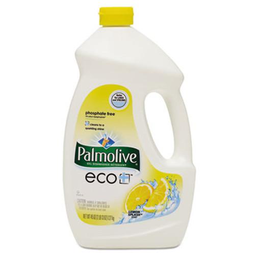 Palmolive Automatic Dishwasher Gel  Lemon  45 oz Bottle  9 Carton (CPC 47805)