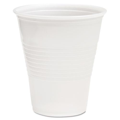 Boardwalk Translucent Plastic Cold Cups  12oz  Polypropylene  50 Pack (BWKTRANSCUP12PK)