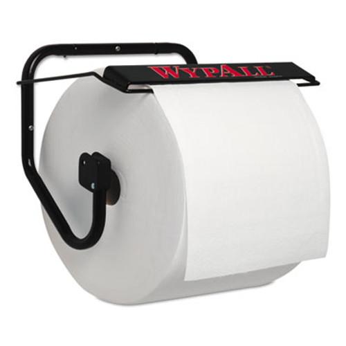 WypAll Jumbo Roll Dispenser  16 4 5w x 8 4 5d x 10 4 5h  Black (KCC 80579)