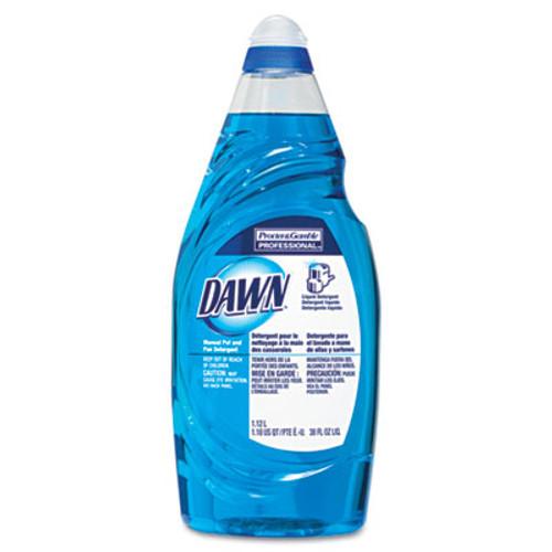 Dawn Professional Manual Pot Pan Dish Detergent  38 oz Bottle  8 Carton (PGC45112CT)
