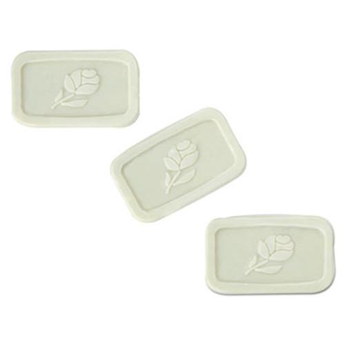 Good Day Unwrapped Amenity Bar Soap  Fresh Scent    1 2  1000 Carton (GTP 400050)