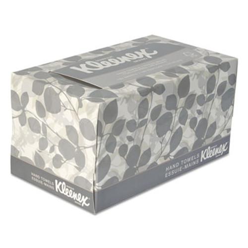 Kleenex Hand Towels  Pop-Up Box  Cloth  9 X 10 A    120 Box  18 Boxes Carton (KCC 01701CT)