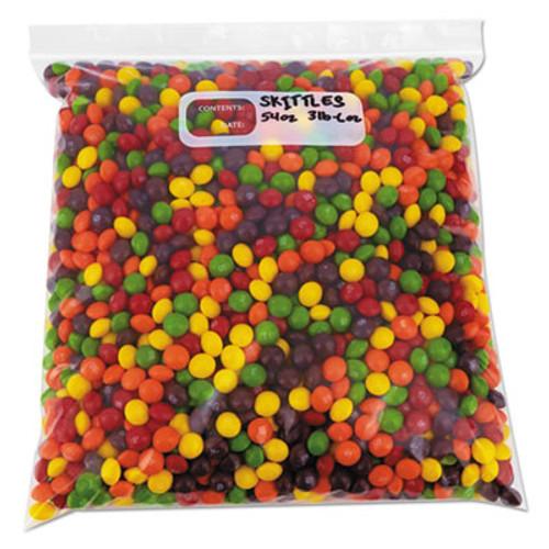 Boardwalk Reclosable Food Storage Bags  1 qt  1 75 mil  7  x 8   Clear  500 Box (BWK QUARTBAG)