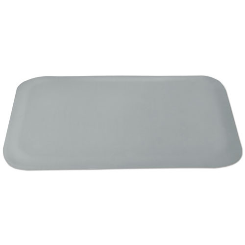 Guardian Pro Top Anti-Fatigue Mat  PVC Foam Solid PVC  24 x 36  Gray (MLL44020350)