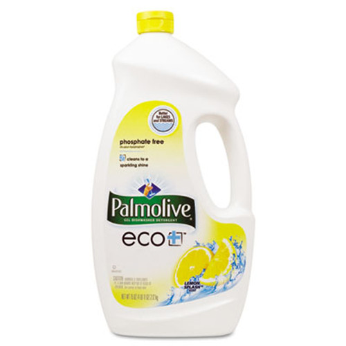 Palmolive Automatic Dishwashing Gel, Lemon, 75oz Bottle (CPC 42706CT)