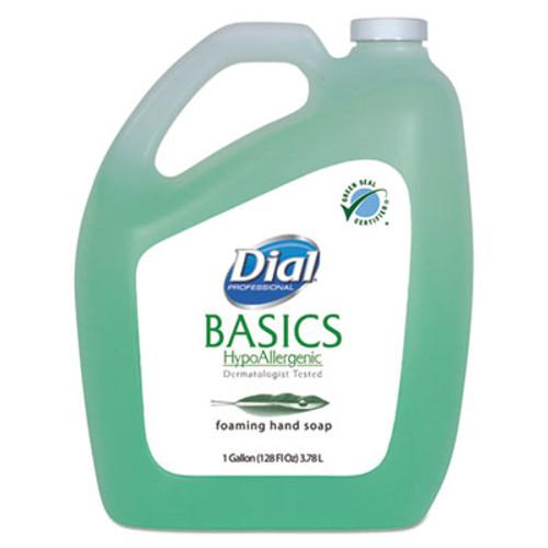 Dial Professional Basics Foaming Hand Soap  Original  Honeysuckle  1 gal Bottle (DIA98612)