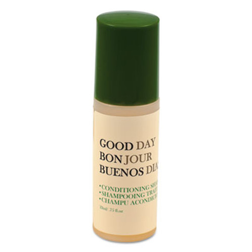 Good Day Conditioning Shampoo  0 75oz Bottle  144 Carton (GTP 480)