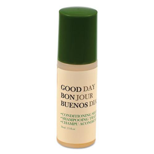 Good Day Conditioning Shampoo  0 75oz Bottle  144 Carton (GTP 480)