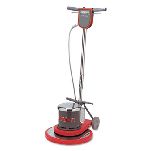 Sanitaire CAST Floor Machine  1 1 2 HP Motor  175 RPM  20  Pad (EUR SC6025D)