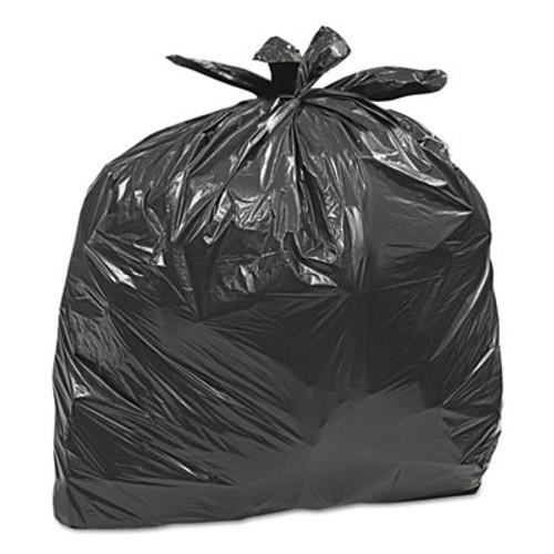Earthsense Large Trash Bags, 33gal, .75mil, 32.5 x 40, Black, 50 Bags/Box (WEB GES6TL50)