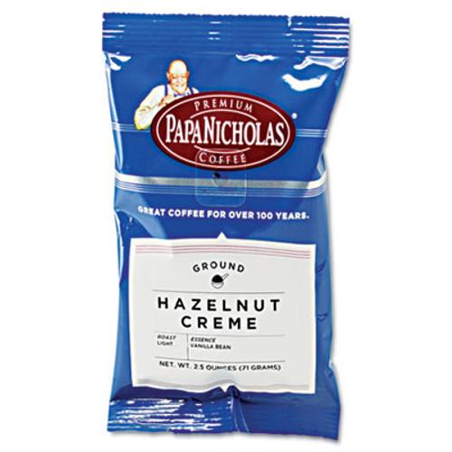 PapaNicholas Coffee Premium Coffee  Hazelnut Creme  18 Carton (PCO25187)