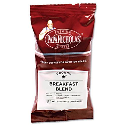 PapaNicholas Coffee Premium Coffee  Breakfast Blend  18 Carton (PCO25184)