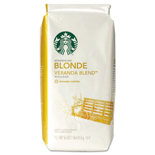 Starbucks Coffee  Vernanda Blend  Ground  1lb Bag (SBK11019631)