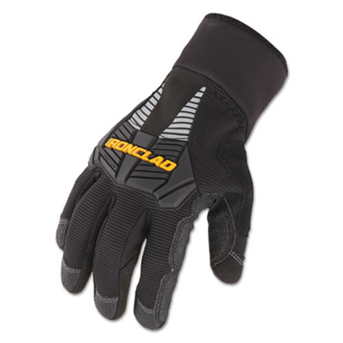 Ironclad Cold Condition Gloves  Black  Large (IRN CCG2-04-L)